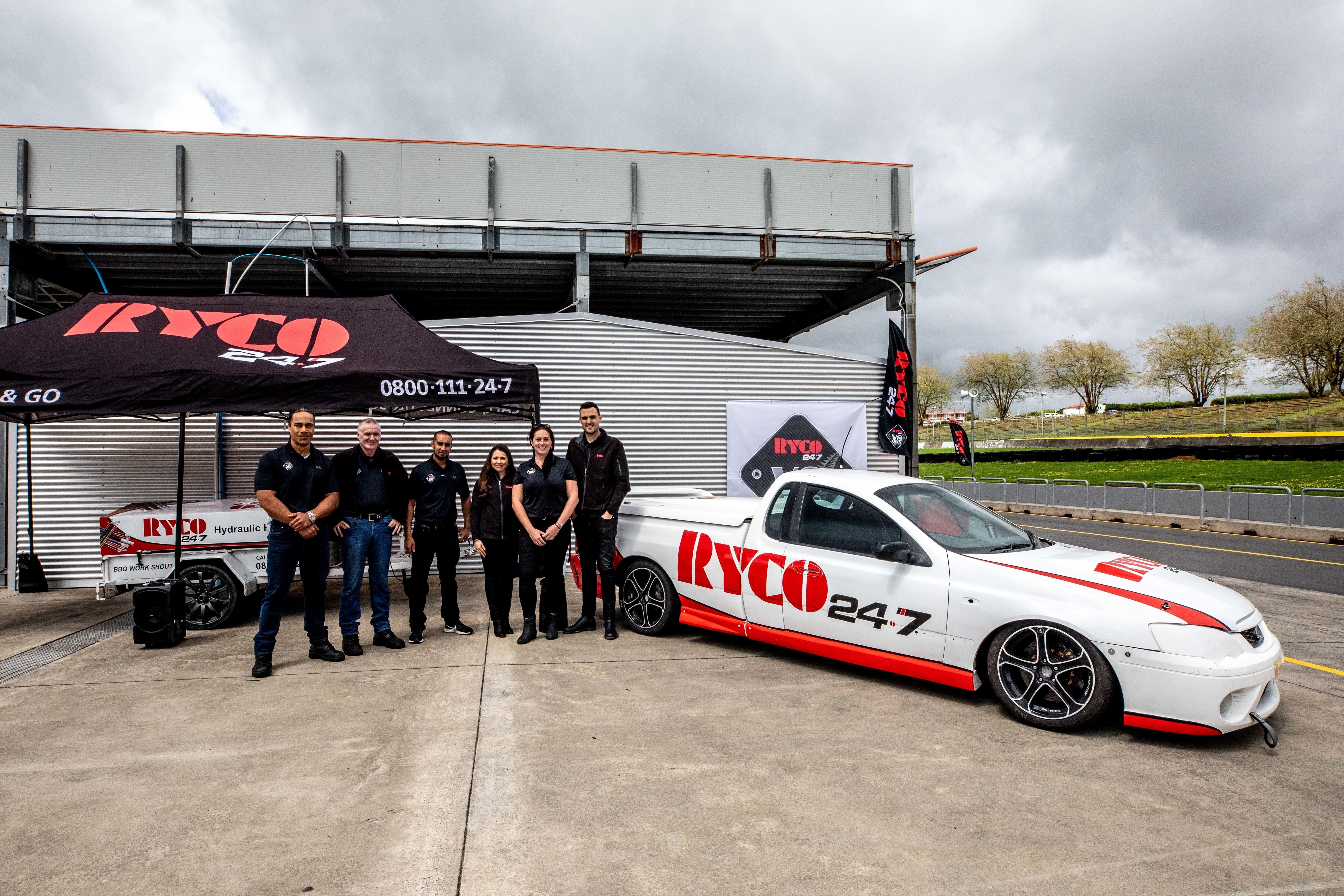 RYCO Racing team
