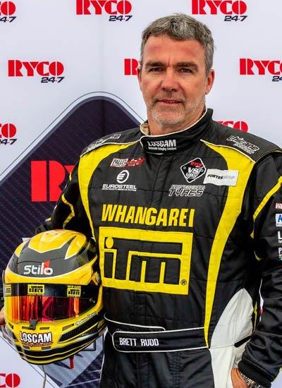Brett Rudd