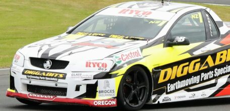 Champ cleans up at Pukekohe Park