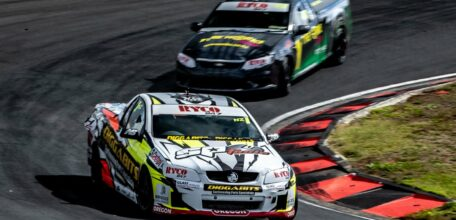 Spratt fishing for round win after race 1 victory
