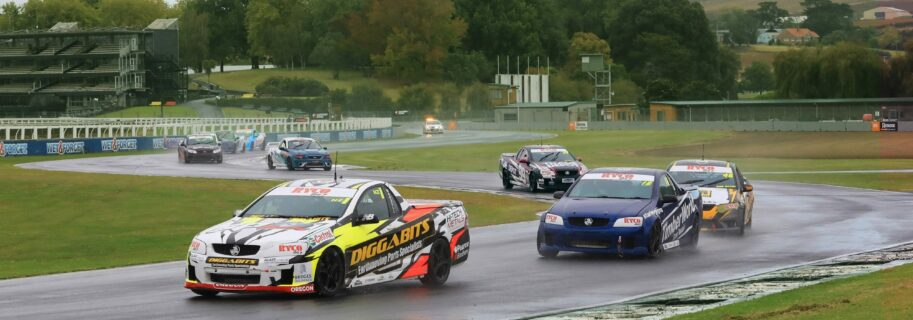 New blood injects adrenalin into V8 Utes