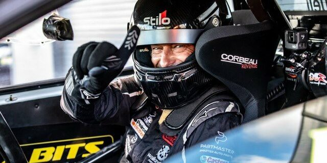 PAUL MANUELL WINS  V8 UTES SERIES IN TAUPO THRILLER
